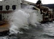 Kuşadası ve Bodrum'da da yağmur çilesi