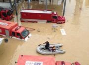 Yağmur İzmir'de yaşamı felç etti Foto Galeri
