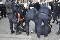 İzmir'de protestolar ve gözaltılar günü